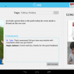 AMP Android app